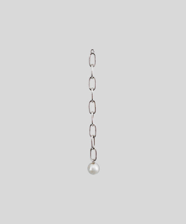 Argo Earring Ornament - Rhodium