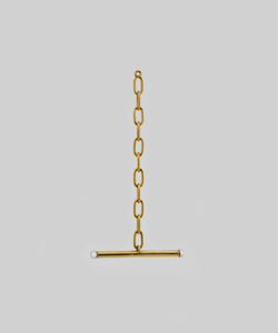 Alix Earring Ornament - Gold