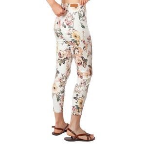 CCJ6024 Printed Basic Signature Style - Ceniajeans