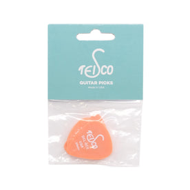 Del Rex Standard Guitar Pick, .60mm, 6-Pick Pack