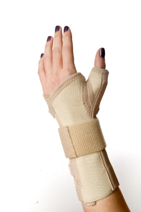 Carpal tunnel syndrome during pregnancy or breastfeeding