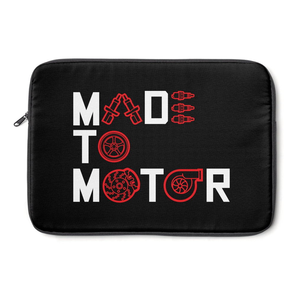 Made To Motor Laptop Sleeve - Tuned Motoring