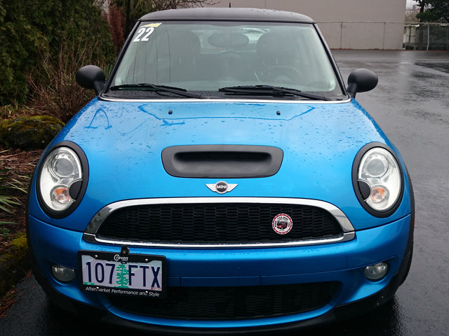 CravenSpeed Platypus License Plate Mount For MINI Cooper R53 - Tuned Motoring