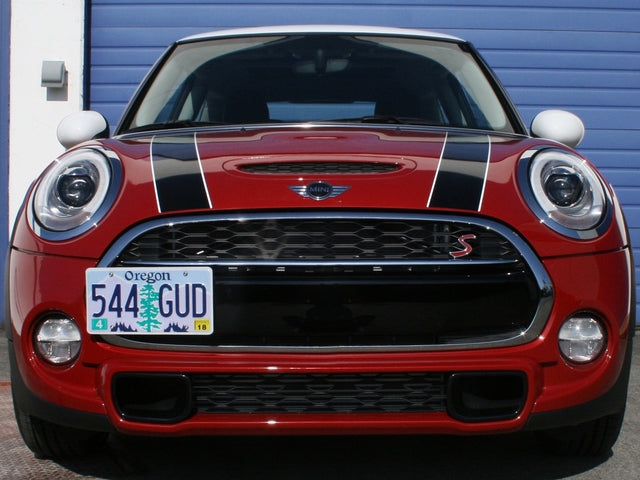 CravenSpeed Platypus License Plate Mount For MINI Cooper F54 2016-2018 With Rally Lights - Tuned Motoring