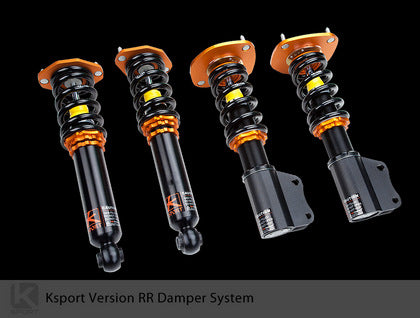 Ksport Coilover System - Version RR For R56 - Tuned Motoring
