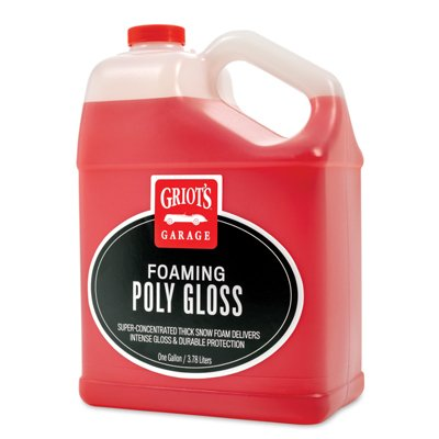 Griot's Garage Foaming Poly Gloss - 128oz - Tuned Motoring