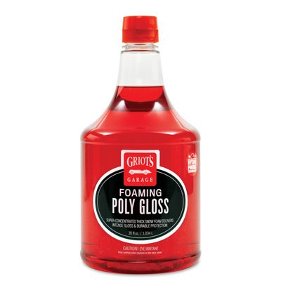 Griot's Garage Foaming Poly Gloss - 35oz - Tuned Motoring