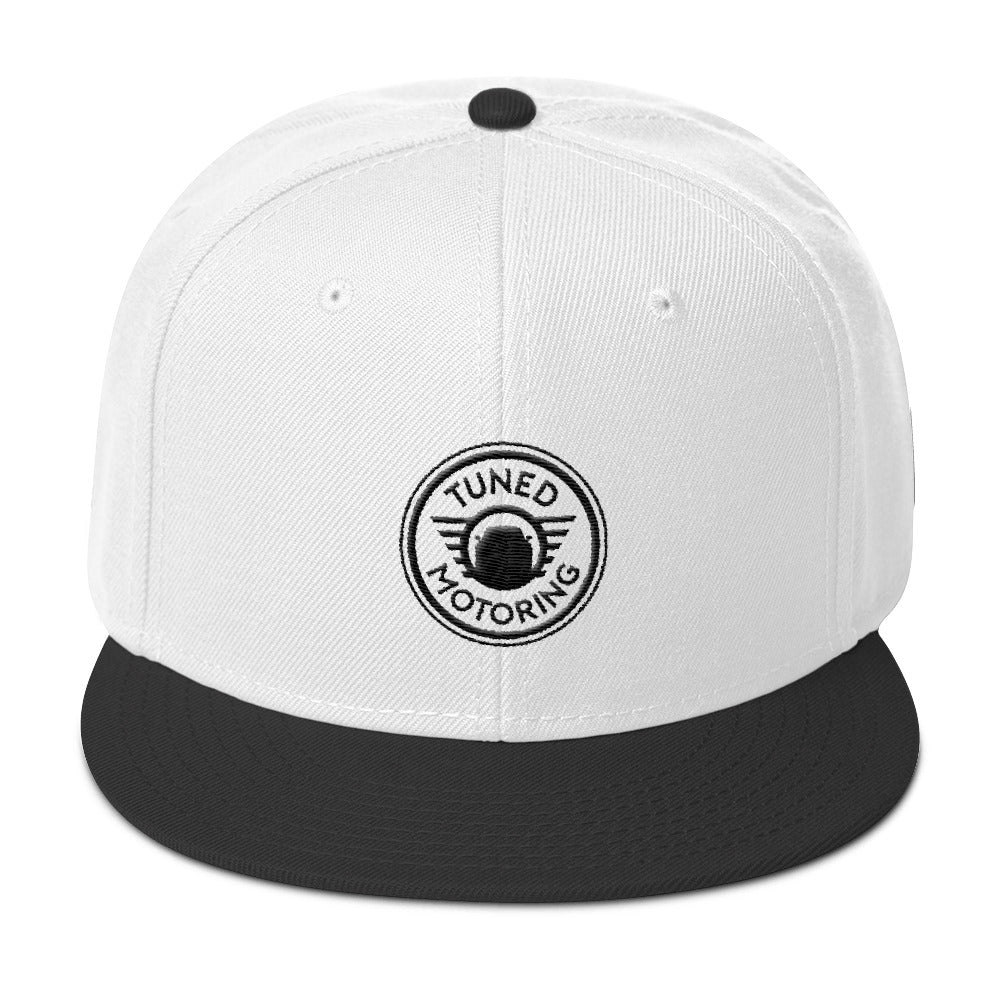 TM OG Snapback Hat - Tuned Motoring
