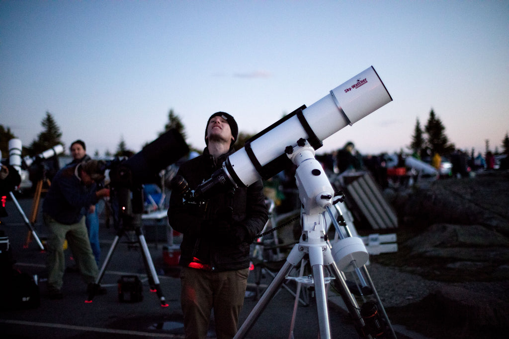 Selecting the Right Telescope Setup
