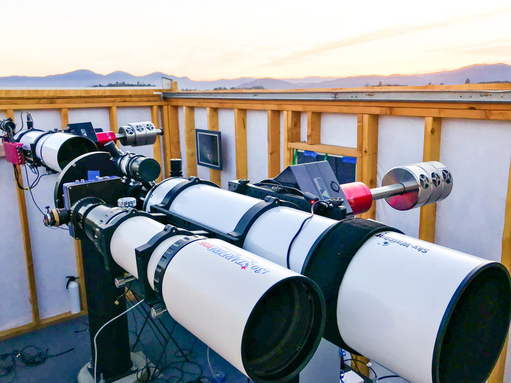 The Making of a Remote Site: An Interview with Bryan Cogdell of Falling Eagle Observatory