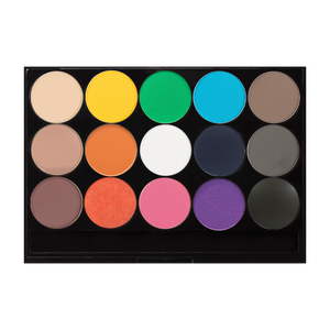 Color Wheel Matte Eyeshadow Palette