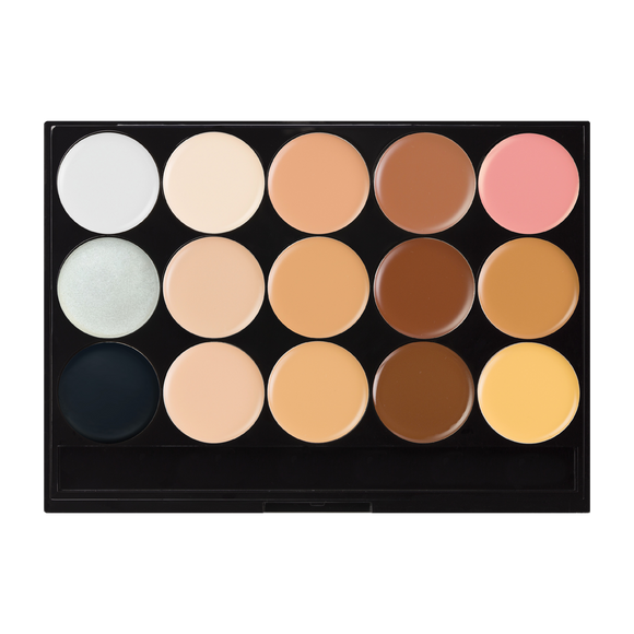 Global Skintone Foundation Palette
