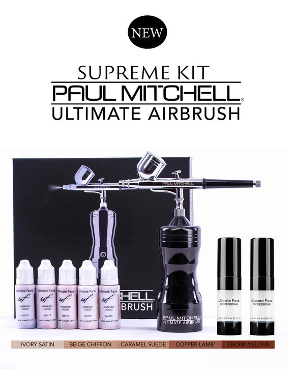 Ultimate Face® Airbrush Supreme Kit
