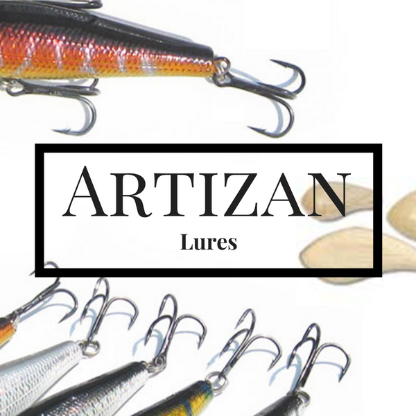 Artizans Spinnerbaits under test