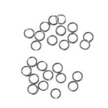 Load image into Gallery viewer, Swimerz 8mm Split Ring Stainless Steel, 25 Pack