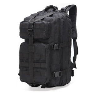 BSTC Fishers Back Pack, Black