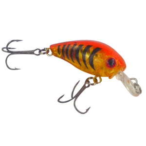 Finesse Chisana Crankbait, Tiger Stripe, 45mm