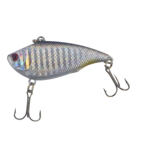 Finesse 'Excaliber' Lipless Crankbait, 55mm, Grey Ghost