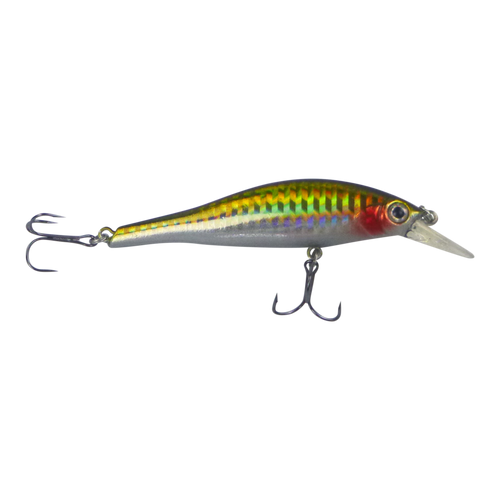 Finesse L Series Minnow, Gold Laser, 95mm