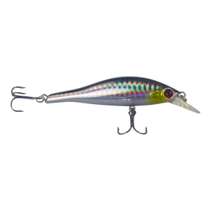 Finesse L Series Minnow, Silver Laser, 95mm