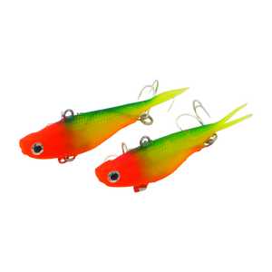 20 Gram Sinking Vibration Lure, 2 Pack
