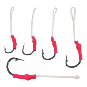 Swimerz 5/0 Single Assist Hooks, 6 pack