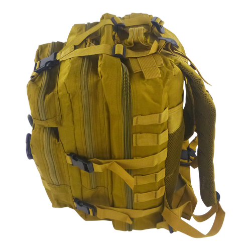 BSTC Fishers Back Pack, Tan