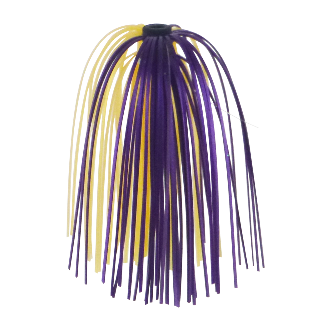 Dekoi Jigging Skirts, Purple/Gold