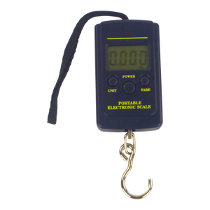 Rig Ezy Portable Electronic Scales, 40kg Capacity