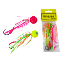 Load image into Gallery viewer, Finesse Kabura Jig Assist Skirts, 3 Pack