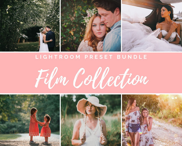 Film Collection - Lightroom Presets Bundle