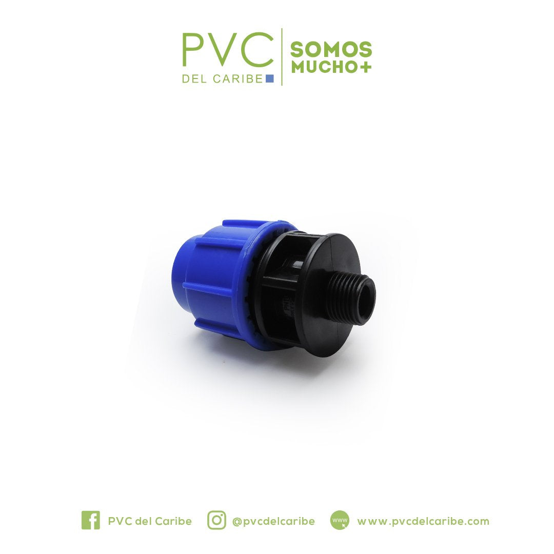ADAPTADOR MACHO 20MM X 3/4 IMP PROMOCION
