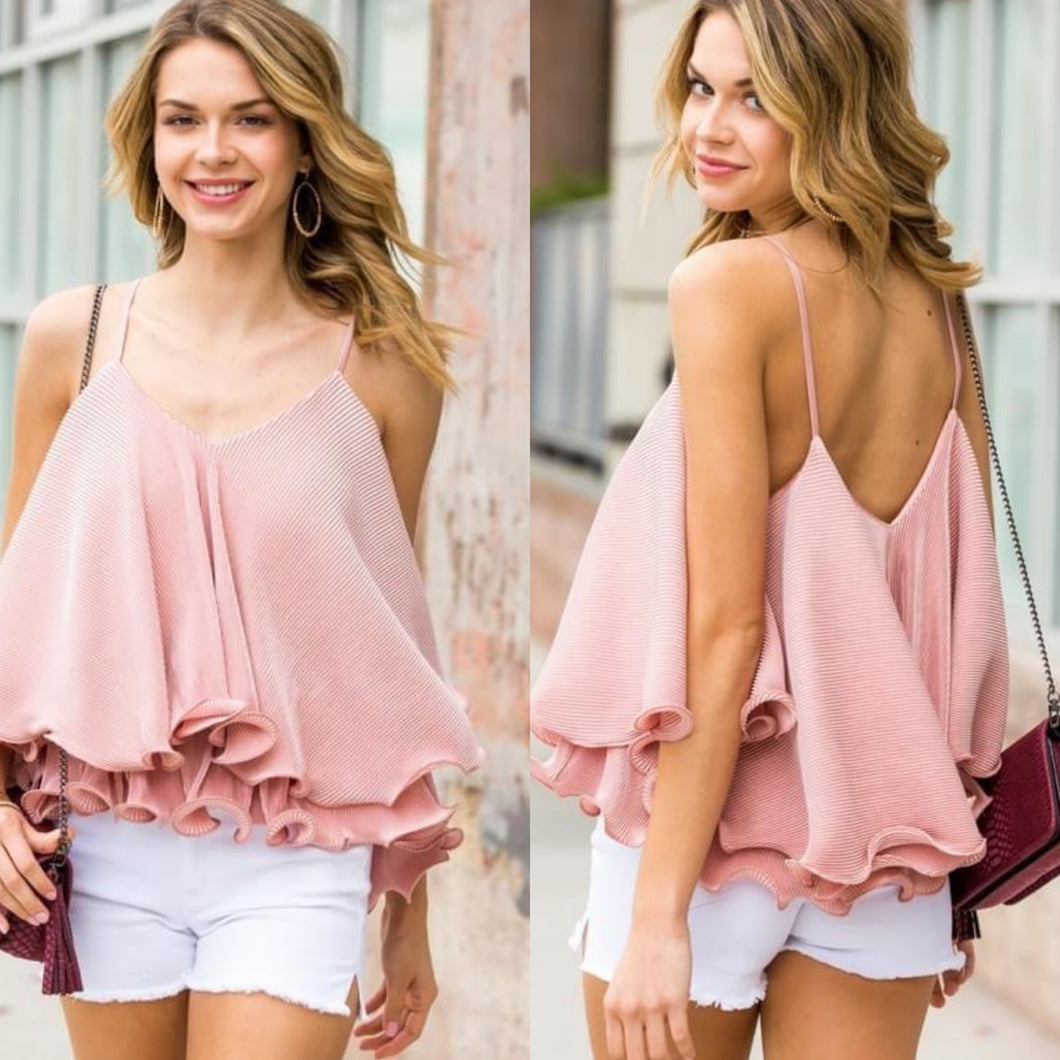 Make me blush top