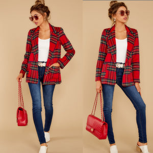Holiday blazer