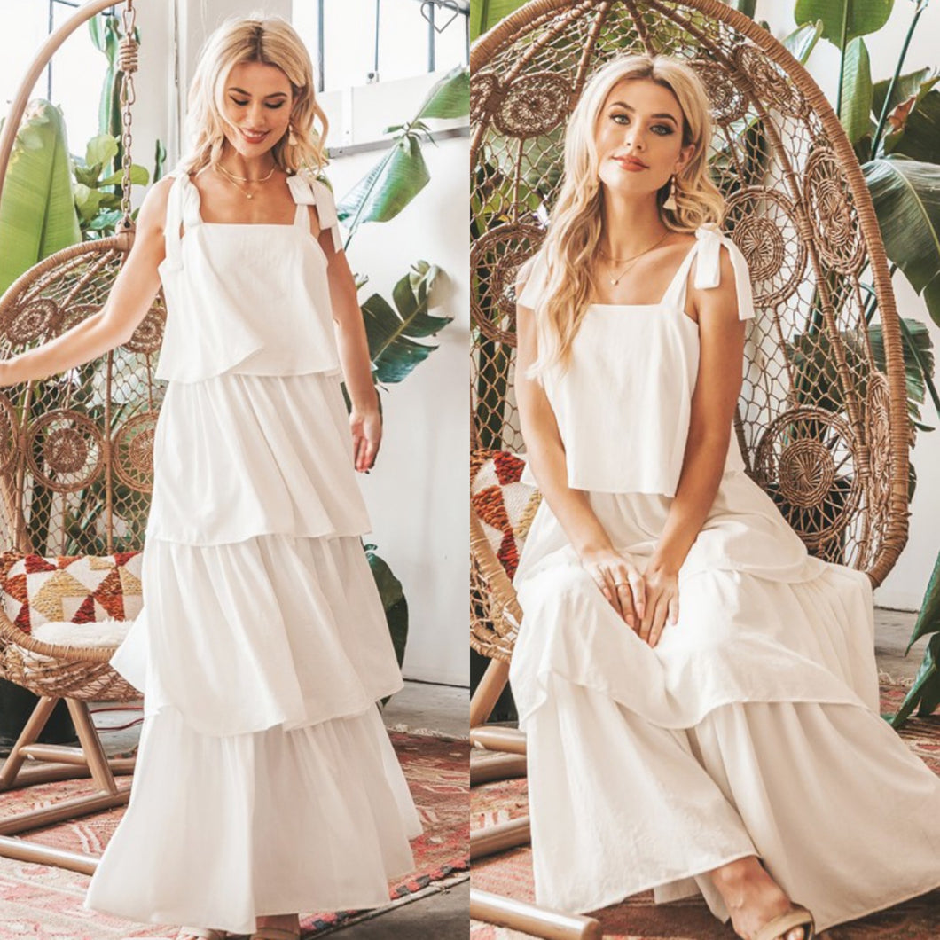 Sunshine and dreams maxi