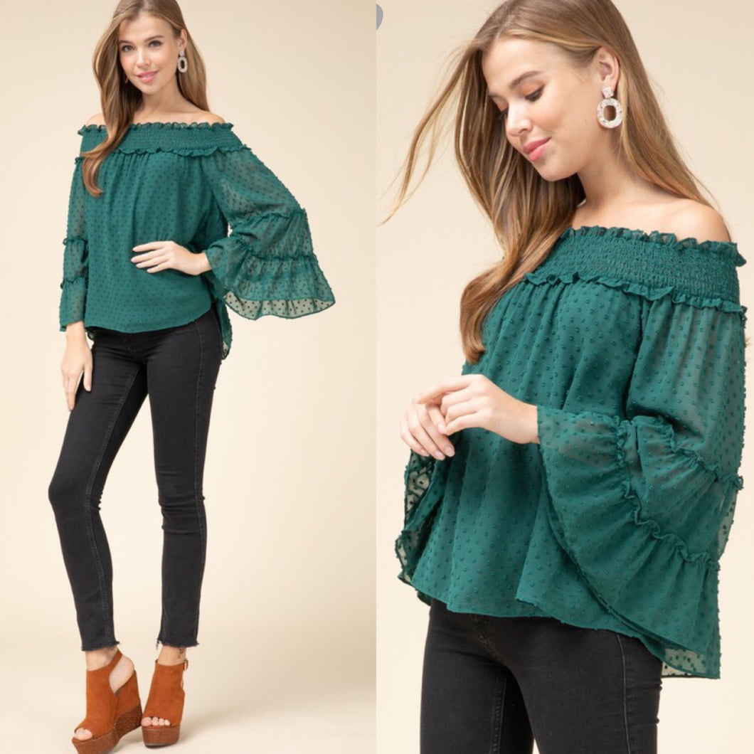 Fall perfection top