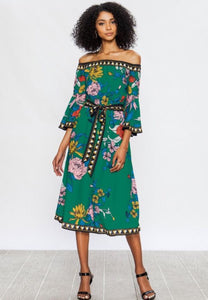 Floral dreams dress