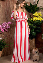 Load image into Gallery viewer, Eye Candy Maxi Dress