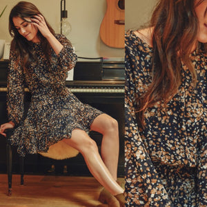 Be there for me floral dress