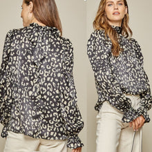 Load image into Gallery viewer, MaKendra Ruffle blouse