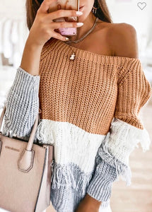 Ready for fall sweater