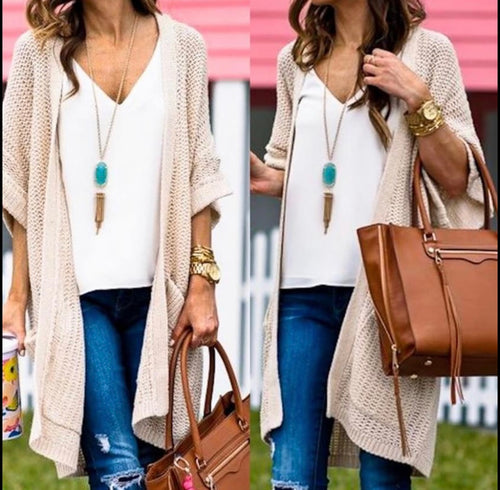 Perfect fall cardi