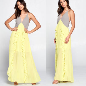Here to stay maxi dress