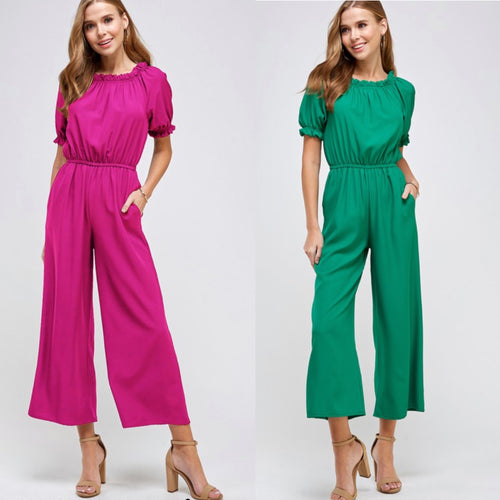 Dress to impress jumpsuit