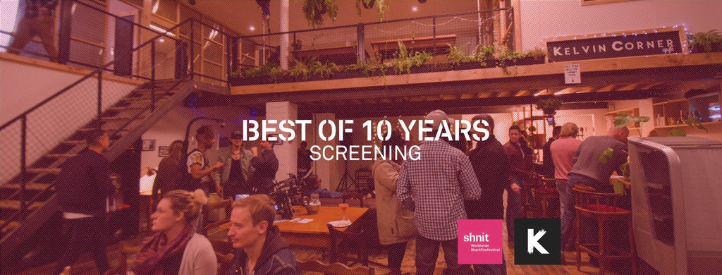 The best of shnit - 10 Years | Highlights Screening Ticket