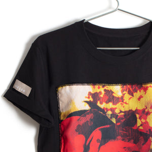 Emotion RedFlower, T-shirt