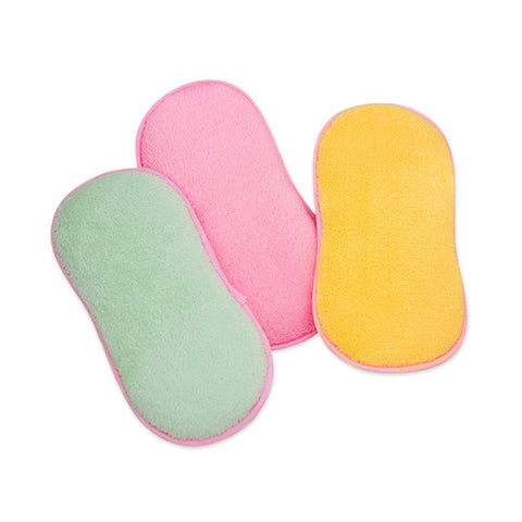 Double Sided Antibacterial Dishcloths Washing Towel