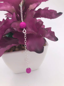 Sterling Silver Linings Signature Style Y Necklace