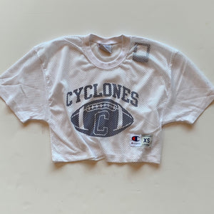 Cyclones Shimmel Cropped Jersey