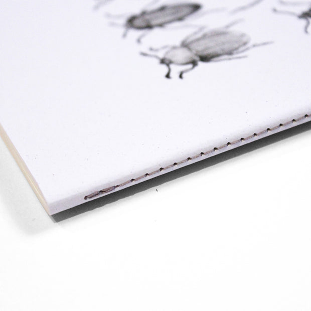Rossi Beetles - softcover notebook